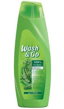 Șampon Nettle - Wash&Go
