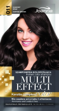 Șampon nuanțator Multi Effect 011