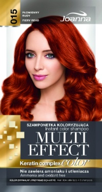 Șampon nuanțator Multi Effect 015