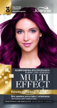 Șampon nuanțator Multi Effect 04