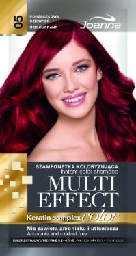 Șampon nuanțator Multi Effect 05