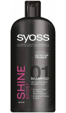 Șampon shine boost - Syoss