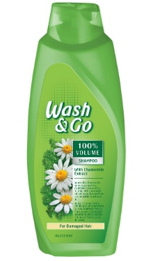 Șampon cu mușețel - Wash&Go