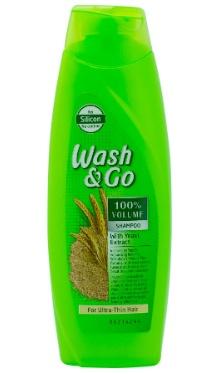 Șampon yeast - Wash&Go
