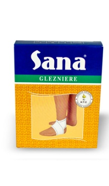 Gleznieră elastică - Sana S