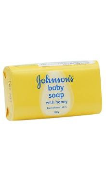 Săpun solid cu miere pentru bebeluşi - Johnson's Baby