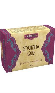 Săpun natural cu coenzima Q10 - Lotus