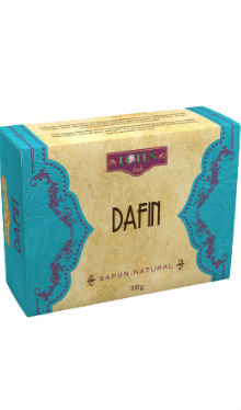 Săpun natural cu dafin - Lotus