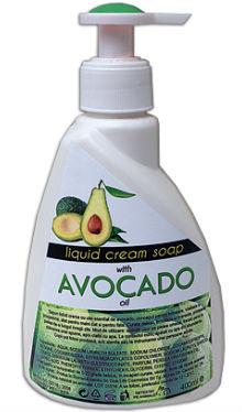 Săpun lichid cremă Avocado