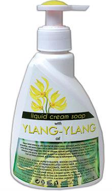 Săpun lichid cremă Ylang - Ylang