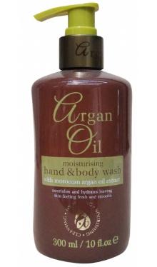 Săpun şi gel de duş cu Ulei de Argan