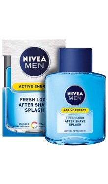After Shave Active Energy - Nivea Men