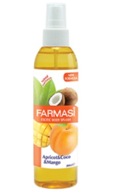 Spray de corp / body splash Fruity Line Exotic - Farmasi