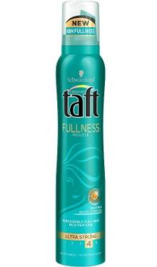 Spumă de păr Ultra Strong - Taft