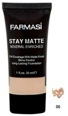 Fond de ten Stay Matte - Farmasi