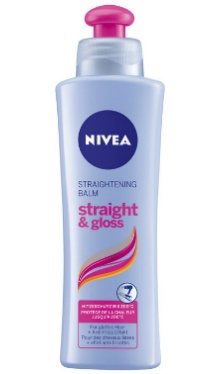Balsam de păr Straight & Gloss - Nivea