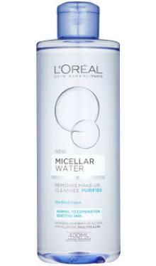 Apă micelară pentru ten normal/mixt Refreshing - L'Oreal