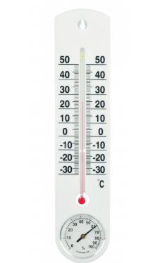 Termometru cameră cu hidrometru - Minut
