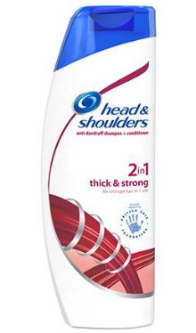 Şampon de păr Thick & Strong - Head & Shoulders