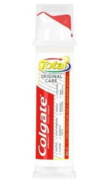 Pastă de dinți tub - Colgate Total