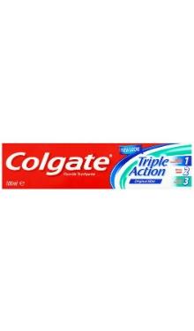 Pastă de dinți triple action - Colgate