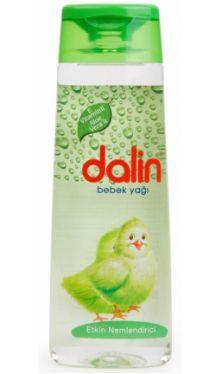 Ulei bebeluşi cu Aloe Vera - Dalin