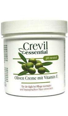 Cremă-ulei de măsline și vitamina E - Crevil