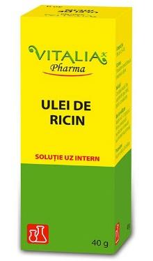 Ulei de ricin - Vitalia