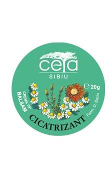 Unguent cicatrizant - CETA