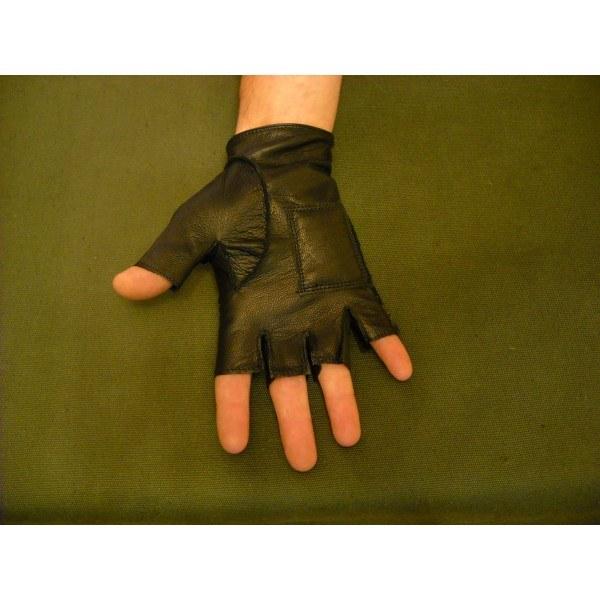 Mănuși din piele bărbați velo Abvelo0001