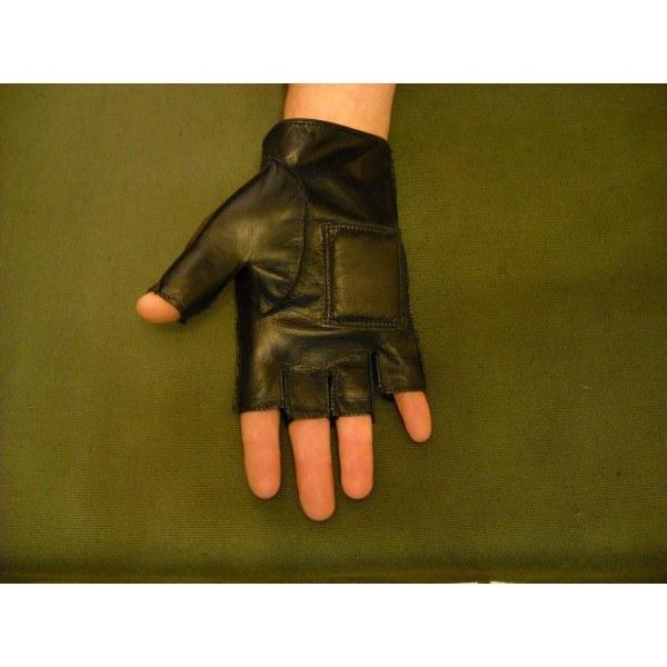Mănuși din piele bărbați velo ABvelo1001