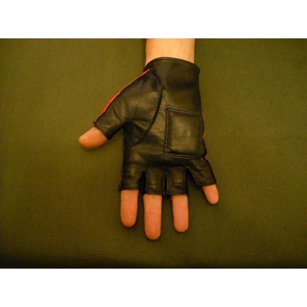 Mănuși din piele bărbați velo ABvelo2001