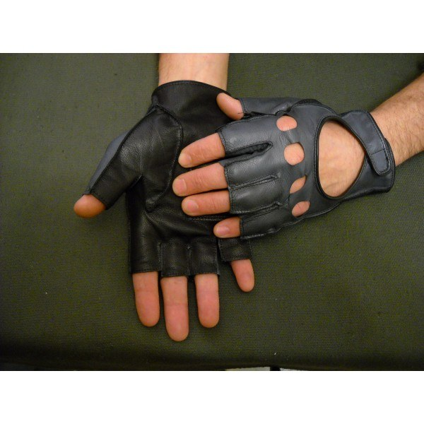 Mănuși din piele bărbați velo ABvelo8001