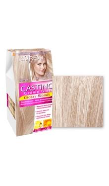 Vopsea de păr fără amoniac 1021 - Loreal Casting Creme Gloss