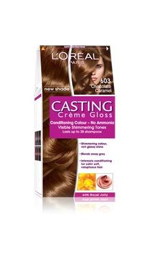 Vopsea de păr fără amoniac 603 - Loreal Casting Creme Gloss