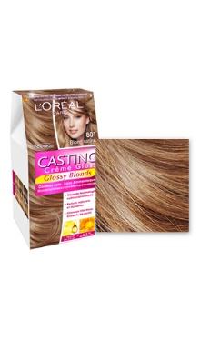 Vopsea de păr fără amoniac 801 BS - Loreal Casting Creme Gloss