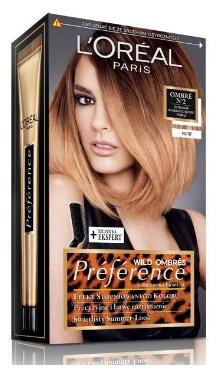 Vopsea de păr Preference Wild Ombre 02 – L'Oreal