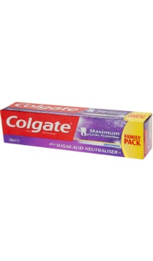Pastă de dinți Whitening - Colgate Cavity Protection