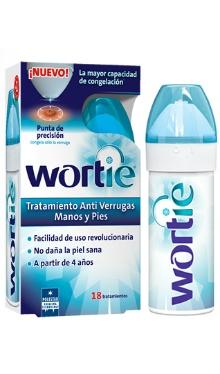 Tratament de îndepărtare a verucilor (negilor) - Wortie
