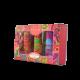 Set cremă de mâini Pielor Immortal Pattern Pink, 3 buc X 30 ml