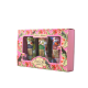Set cremă de mâini Pielor Exotic Dream Pink, 3 buc X 30 ml