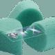 Set bureți Petală Diamond FX pentru pictură pe față și corp/machiaj efecte speciale