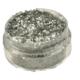 Sclipici pentru față sau corp, Diamond FX fibre argintii, 5 g