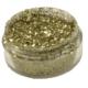 Sclipici pentru față sau corp, Diamond FX fibre aurii, 5 g