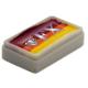 Vopsea pentru față sau corp, Diamond FX Splitcake Apus de Soare, 28 g