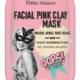 Mască de față Petite Maison pink clay mask, 15 ml